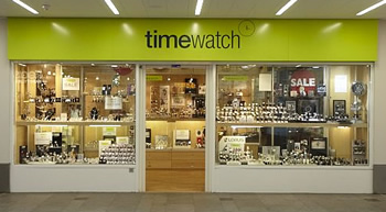 TimeWatch Shop Cheltenham