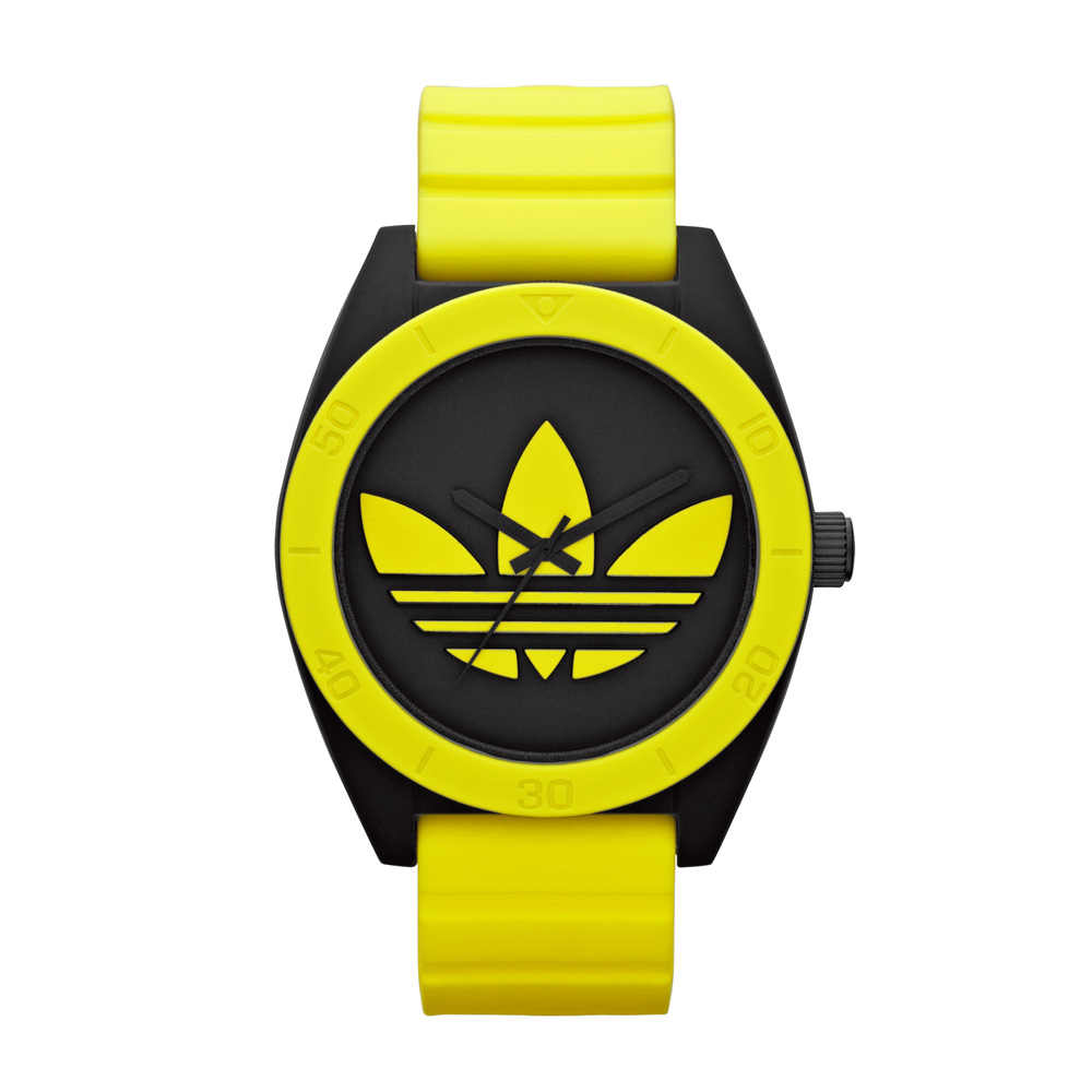 yellow adidas logo - photo #13