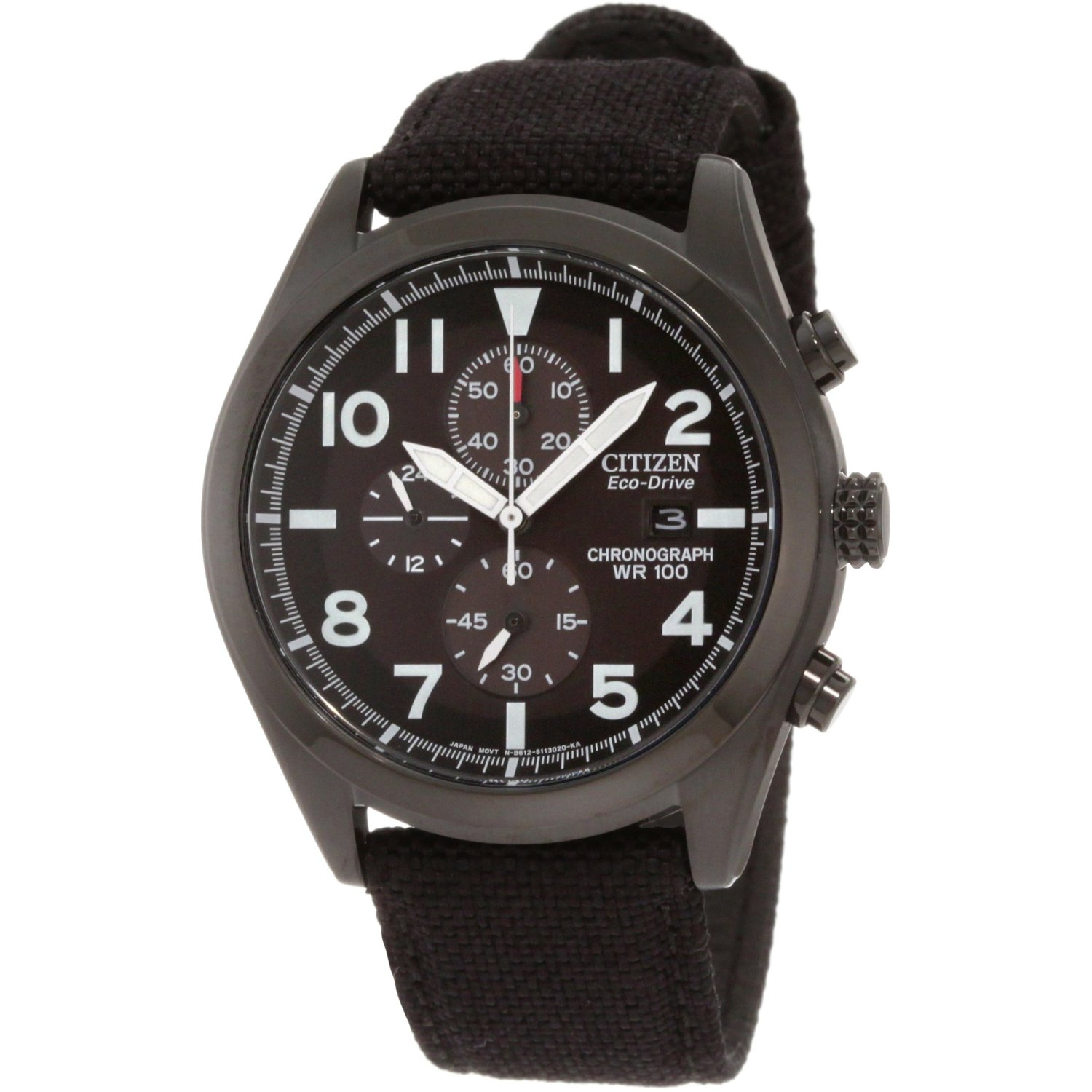 citizen gents eco drive sports ca0255 01e 163 199 00