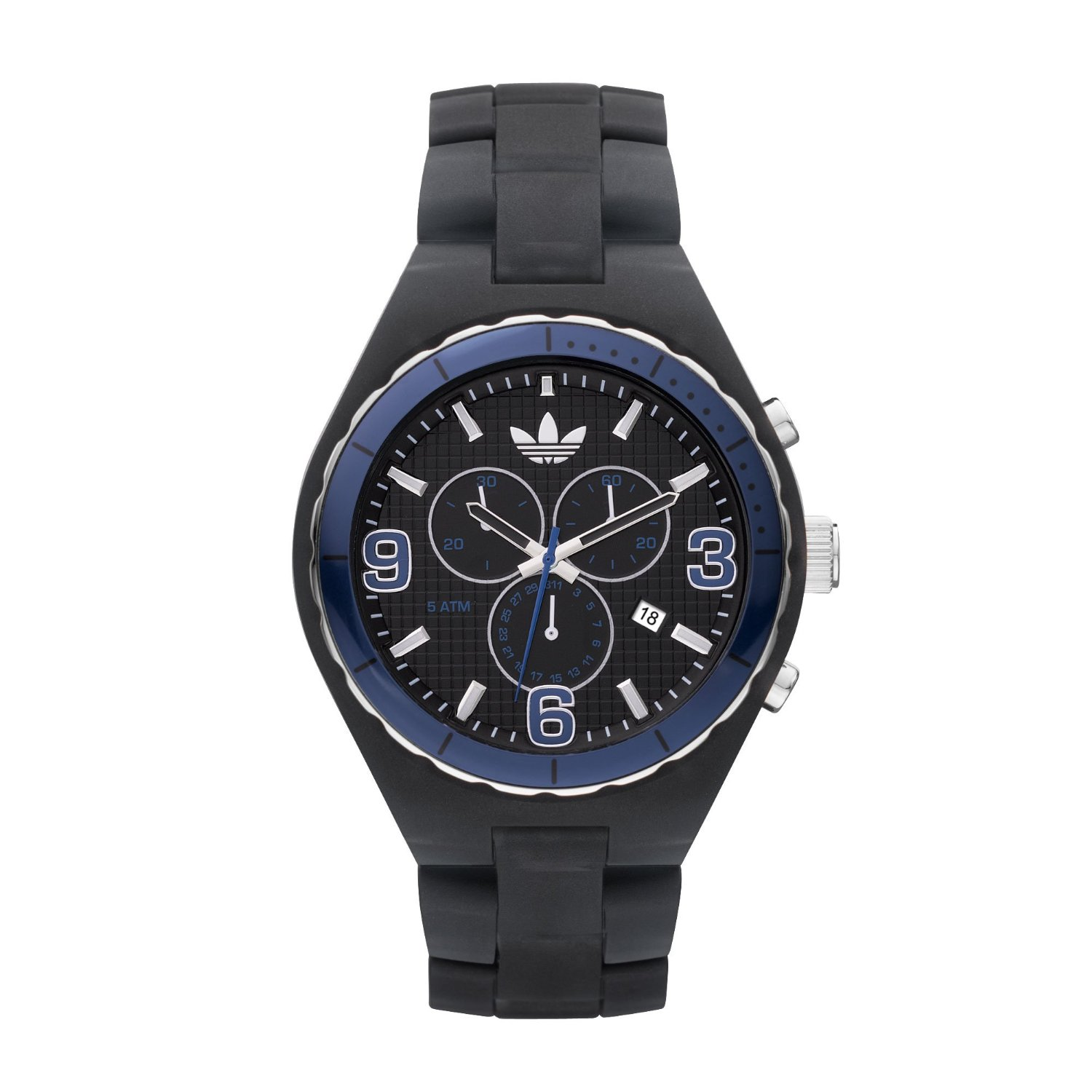 how to change time on adidas watch