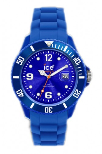 Ice-Watch Blue Silicone Big SI.BE.B.S