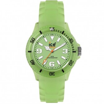 Ice-Watch Ice-Glow Green Unisex Silicone Watch GL.GG.U.S