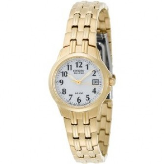 Citizen Ladies Eco-Drive Bracelet Watch EW1542-59A
