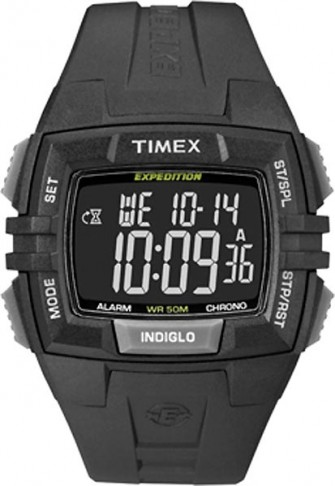 Timex Expedition Shock Alarm Chronograph Watch T49900