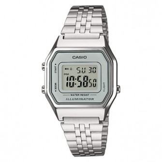 Casio Casio Ladies Digital Watch LA680WEA-7EF
