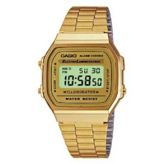 Casio Classic Unisex Digital Watch A168WG-9EF