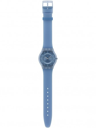 Swatch Blue Softness Watch SFN120
