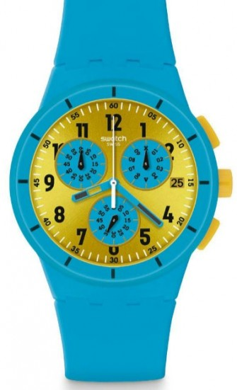 Swatch Maresoli Watch SUSS400