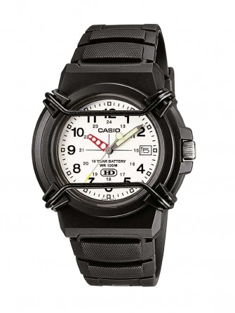 Casio Gents Analogue Watch HDA-600B-7BVEF