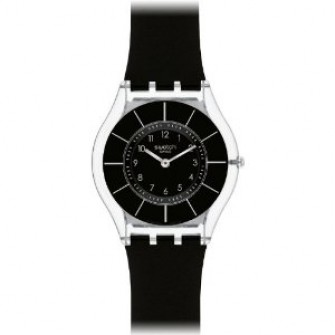 Swatch Black Classiness Watch SFK361