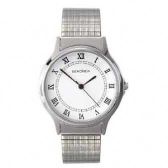 Sekonda Gents Expander Bracelet Watch 3022B
