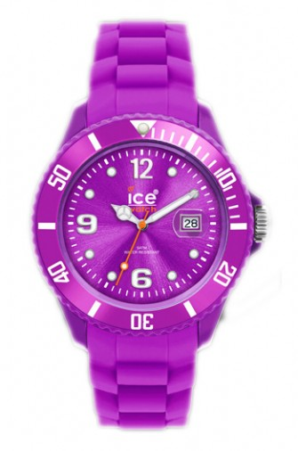 Ice-Watch Purple Silicone Big SI.PE.B.S
