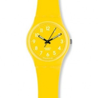Swatch Lemon Time Watch GJ128