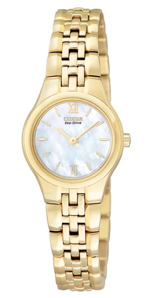 Citizen Ladies Eco-Drive Bracelet Watch EW9832-55D