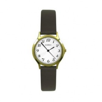 Sekonda Ladies Leather Strap Watch 4134