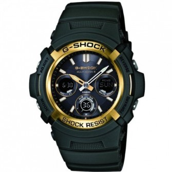 Casio G-SHOCK Watch AWG-M100A-3AER
