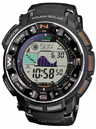 Casio PRO-TREK Watch PRW-2500-1ER