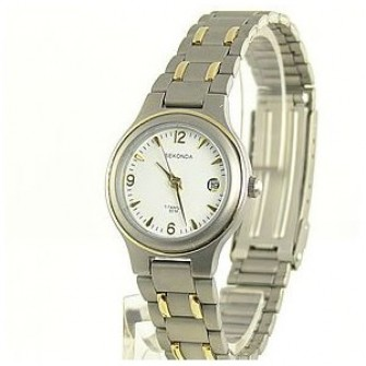 Sekonda Ladies Titanium Sports Watch 4912