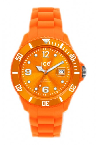 Ice-Watch Orange Silicone Unisex SI.OE.U.S