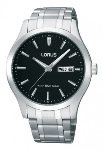 Lorus Gents Bracelet Watch RXN37CX-9