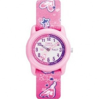 Timex Kids Time Teacher Ballerina  Watch T7B151