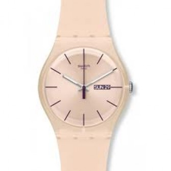 Swatch Rose Rebel Watch SUOT700
