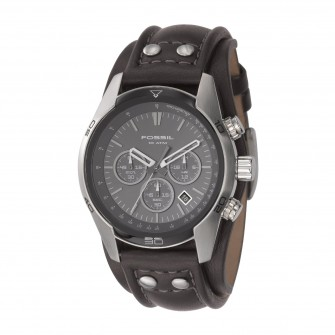 Fossil Gents Chronograph Watch CH2586