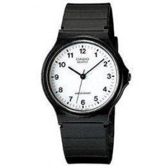 Casio Gents Analogue Watch MQ-24-7BLL