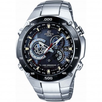 Casio Gents Bracelet Watch EQW-M1100DB-1AER