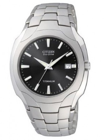 Citizen Gents Eco-Drive Bracelet Watch BM6560-54H