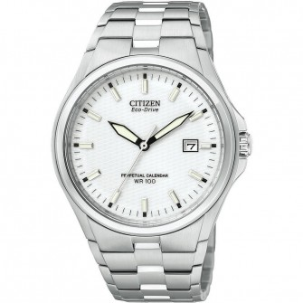 Citizen Gents E-Drive Perpetual Calendar WR100  Watch BL1230-52A
