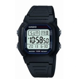 Casio Gents Digital Watch W-800H-1AVES