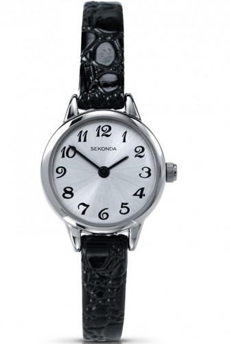 Sekonda Ladies Leather Strap Watch 4471