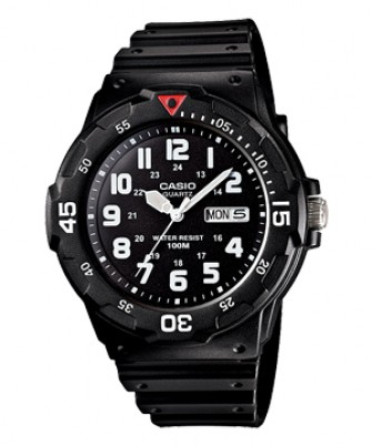 Casio Gents Analogue Watch MRW-200H-1BVES