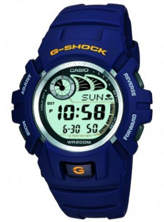 Casio G-SHOCK Watch G-2900F-2VER