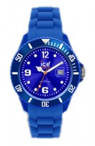 Ice-Watch Blue Silicone Unisex