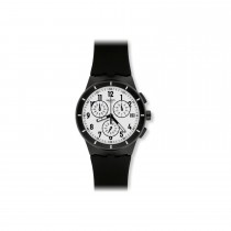 Swatch Twice Again Black