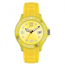 Ice-Watch Yellow Silicone Small