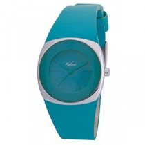 Kahuna Ladies Coloured Leather Strap Watch