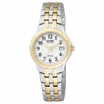 Citizen Ladies Eco-Drive Silhouette Sport Watch