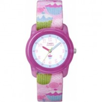 Timex Kids Time Teacher Cupcake Strap Watch