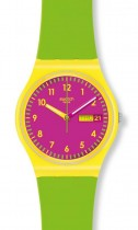 Swatch Green Jelly