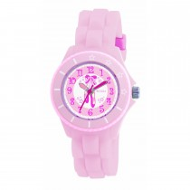 Tikkers Pink Ballet Slippers Watch
