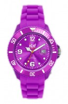 Ice-Watch Purple Silicone Uni