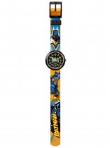 Flik Flak Batman Watch