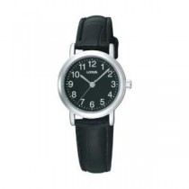 Lorus Ladies Leather Strap Watch