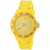 Ice-Watch Solid Yellow Unisex Watch