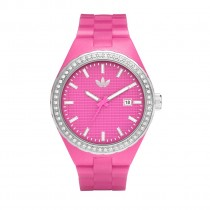 Adidas Originals Unisex Pink Cambridge Watch