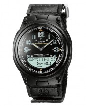 Casio Illuminator Combi Watch