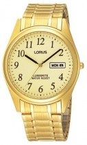 Lorus Gents Expander Bracelet Watch
